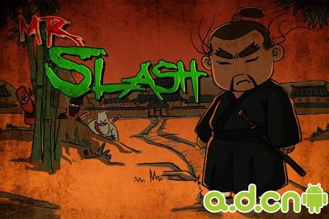 武士先生 Mr. Slash