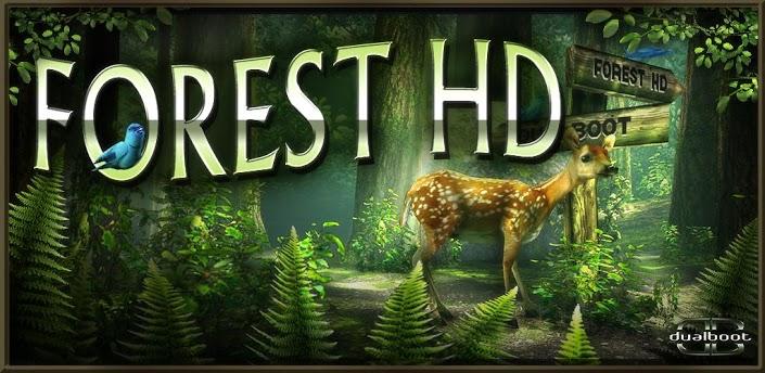 原始森林高清动态壁纸