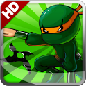 忍者突袭高清版 Ninja Rush HD LOGO-APP點子