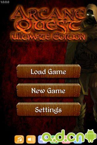 神秘任務 Arcane Quest v3.1.0-Android策略塔防類遊戲下載