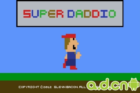 山寨马里奥 精简版 Super Daddio Free