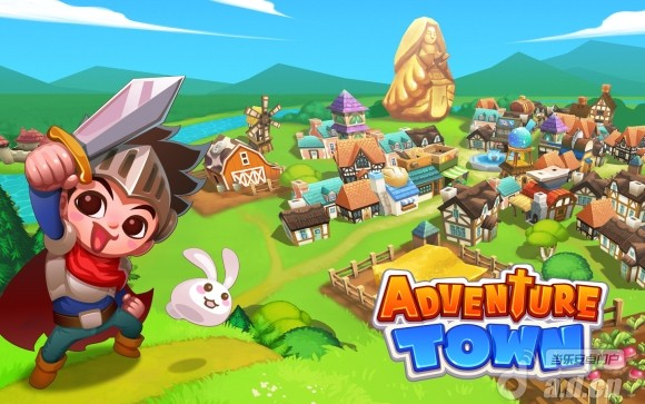 冒險小鎮 Adventure Town v0.3.23-Android模拟经营類遊戲下載