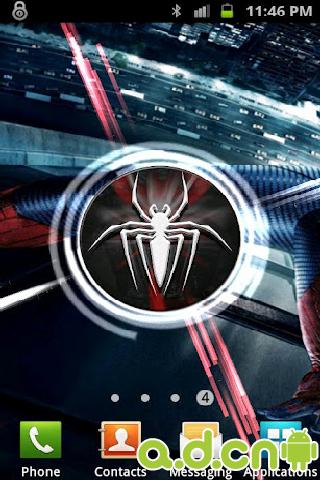 超炫蜘蛛侠动态壁纸