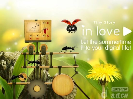 玩冒險App|坠入爱河 Tiny Story: In Love免費|APP試玩