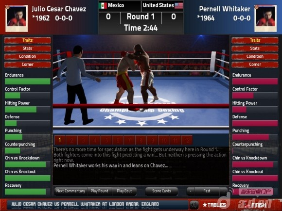 拳壇經理2013(含數據包) Title Bout Boxing 2013 v1.0-Android模拟经营類遊戲下載