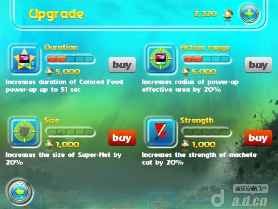 魚類軍營 Fish Camp v1.16-Android益智休闲類遊戲下載