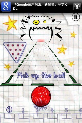 涂鸦保龄球 Doodle Bowling