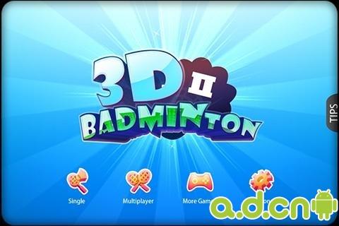 3D羽毛球2 3D Badminton2