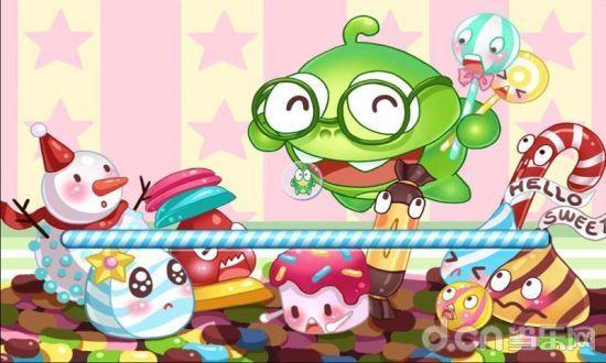 简介 在神秘的糖果王国里,有这么一只可爱的小怪兽,喜爱吃糖果