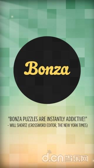 拼字谜 Bonza