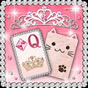 公主扑克牌