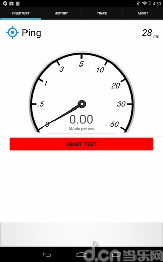 【免費通訊App】Speed Test Pro-APP點子