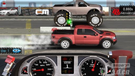 短程高速賽車4×4 Drag Racing 4×4 v1.0.36-Android竞速游戏類遊戲下載