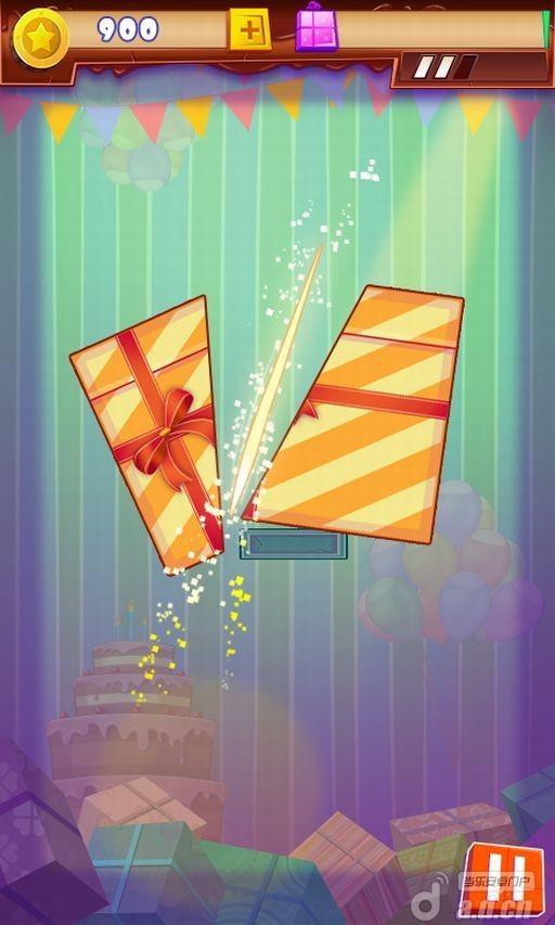 割箱子 Cut The Box v2.1.3-Android益智休闲類遊戲下載