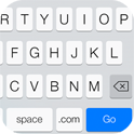 iOS7键盘