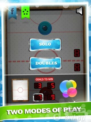桌面曲棍球 Air Hockey Unlimited