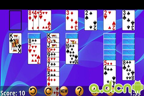 單人紙牌 Solitaire v9.1-Android棋牌游戏類遊戲下載
