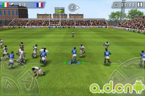 国际橄榄球赛2010 Rugby Nations 2010