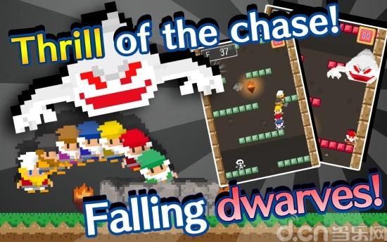 矮人下一百层 Falling Dwarves