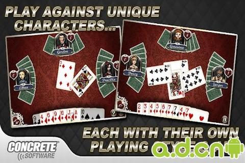 王牌紅心 Aces Hearts v1.0.13-Android棋牌游戏類遊戲下載