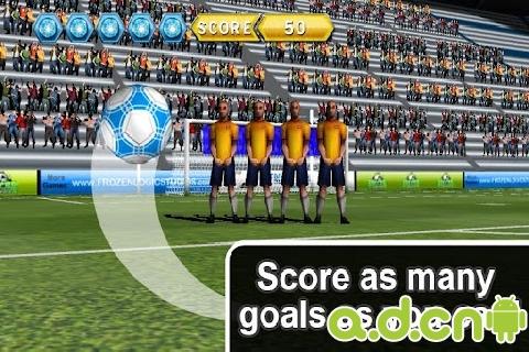 任意球 豪华版 Soccer Free Kicks Deluxe