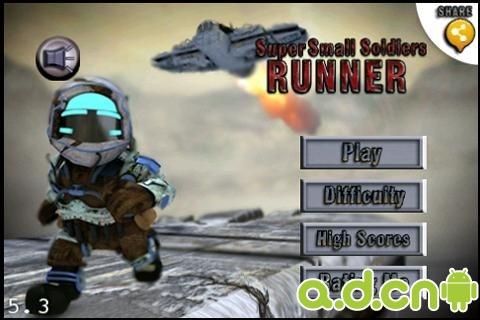 摇滚战士 Super Rock Soldiers Runner