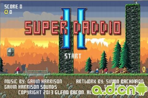 超级马里奥2 完整版 Super Daddio 2