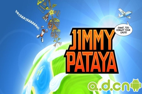 跳飞机 Jimmy Pataya
